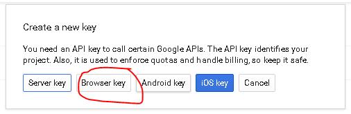 Google Maps Key — RocketMap 3 1 0 documentation
