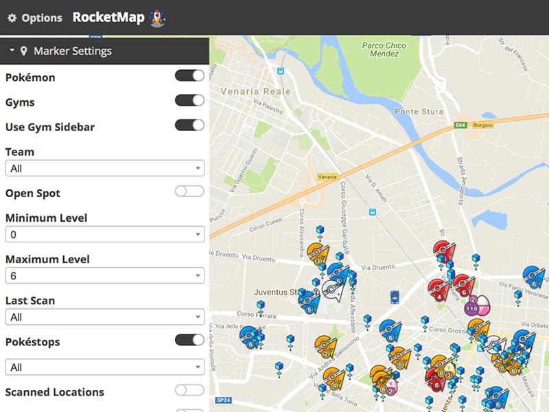 Welcome to RocketMap's Documentation! — RocketMap 3 1 0 documentation